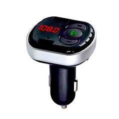 Авто FM модулятор Car X14 Bluetooth + USB + microSD + AUX 5 в 1 , трансмітер для авто