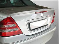 Спойлер крышки багажника Mercedes-Benz C-Class W203