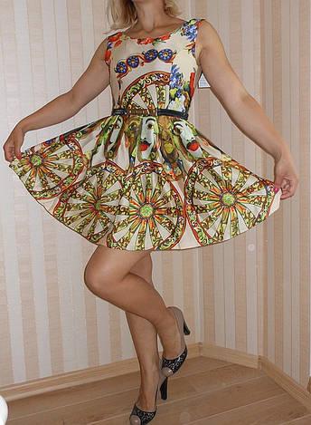 Платье 6036