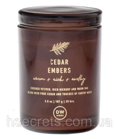 Ароматична свічка DW Home - Cedar Embers