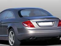 Спойлер крышки багажника Mercedes-Benz СL-Class С216