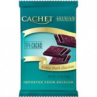 Бельгийский шоколад Cachet (70% CACAO) 300 г