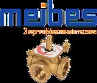 """3-х ходовой смесительный клапан ЕМ3-32-15 Ду32 (Kvs 15 м. куб./час), подключения 1 1/4"""" ВР Meibes"""