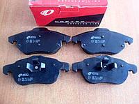 Колодки тормозные передние Fiat Croma, Opel Vectra C, Opel Astra H, Saab 9-3 (YS3F)