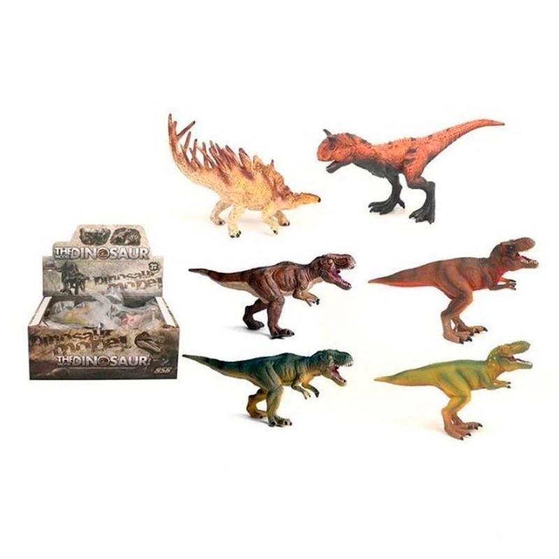 Динозавр игрушечный  KZ956-201D, резиновый
