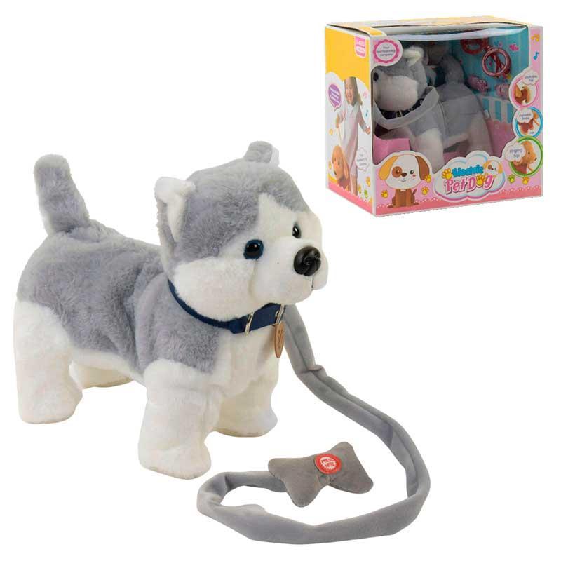 """М'яка іграшка """"Собачка"""" З 43980, танцює, співає"""