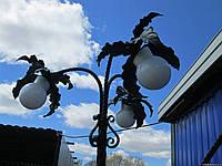 Уличные фонари для сада