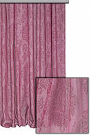 Турецкая ткань с узором Крона, фактура батист