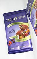 Бельгийский шоколад Cachet (32% CACAO) 300 г