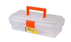 """Ящик для инструмента MASTERTOOL 12"""" (305х150х100 мм) усиленный пластиковые замки 79-6025"""