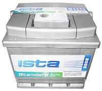 Автомобильный стартерный аккумулятор ISTA Standard 6СТ-50 A1 550 04 02 L+