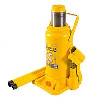 Домкрат гидравлический бутылочный MASTERTOOL 15 т 230-460 мм 86-0150