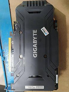 Видеокарта Nvidia Geforce GTX 1060 3gb Б/У