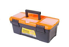 "Ящик для инструмента MASTERTOOL 13"" (330х160х127 мм) пластиковые замки 79-2713"