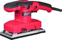 Шлифмашина вибрационная MPT 320 Вт 14000 об/мин 180х90 мм MFS3203