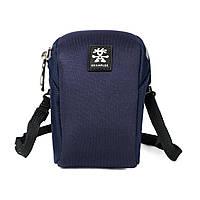Удобная сумка для фотоаппарата Crumpler Base Layer Camera Pouch S sunday blue, BLCP-S-002