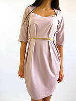 Женское нарядное платье. Платье Памела нежно розовое..