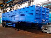 Полуприцеп контейнеровоз низкорамный