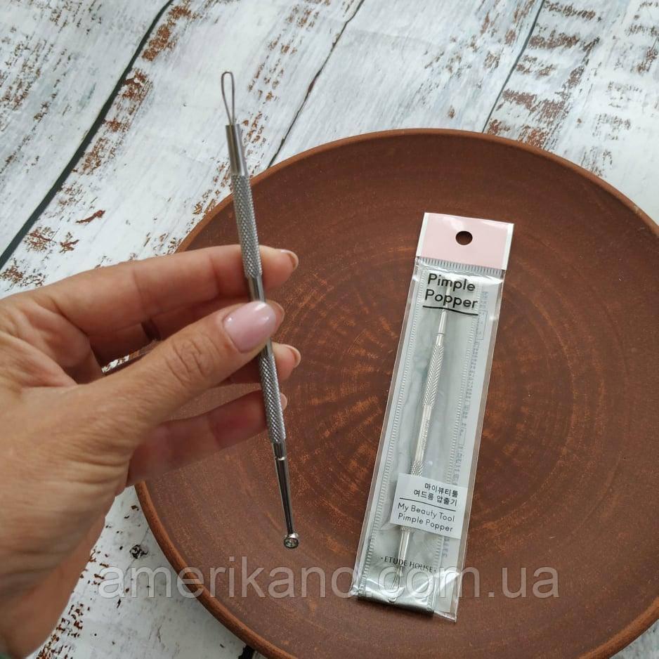 Ложка-уно Etude House My Beauty Tool Extruder від чорних точок чистка обличчя