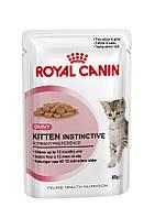 Консервы для кошек Royal Canin Kitten Instinctive 85 г