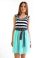 Интересное летнее платье. Модель Сонечка.