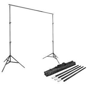 Ворота для финиловых и бумажный фонов, держатель для фотофонов ворота 200х210 см, фото 2