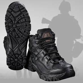 Ботинки Берцы Военные Тактические 36-43р демисезон Черный, фото 2