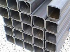Профиль квадратный труба 40 х 40 х 2 мм стальная ГОСТ 8639-82, фото 3