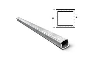 Профильная труба 25 х 25 х 2 мм
