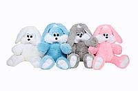 Мягкая игрушка Зайчишка Снежок 65-100см.