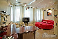 Квартира с джакузи и круглой кроватью, Студио (13176)