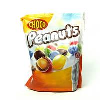 Арахис в шоколадной глазуриc Choco Peanuts  400 г.