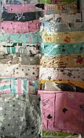 Набор постельный в детскую кроватку, разные расцветки