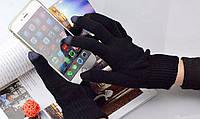 Перчатки для сенсорных экранов / Тачфон перчатки / женские, фото 1