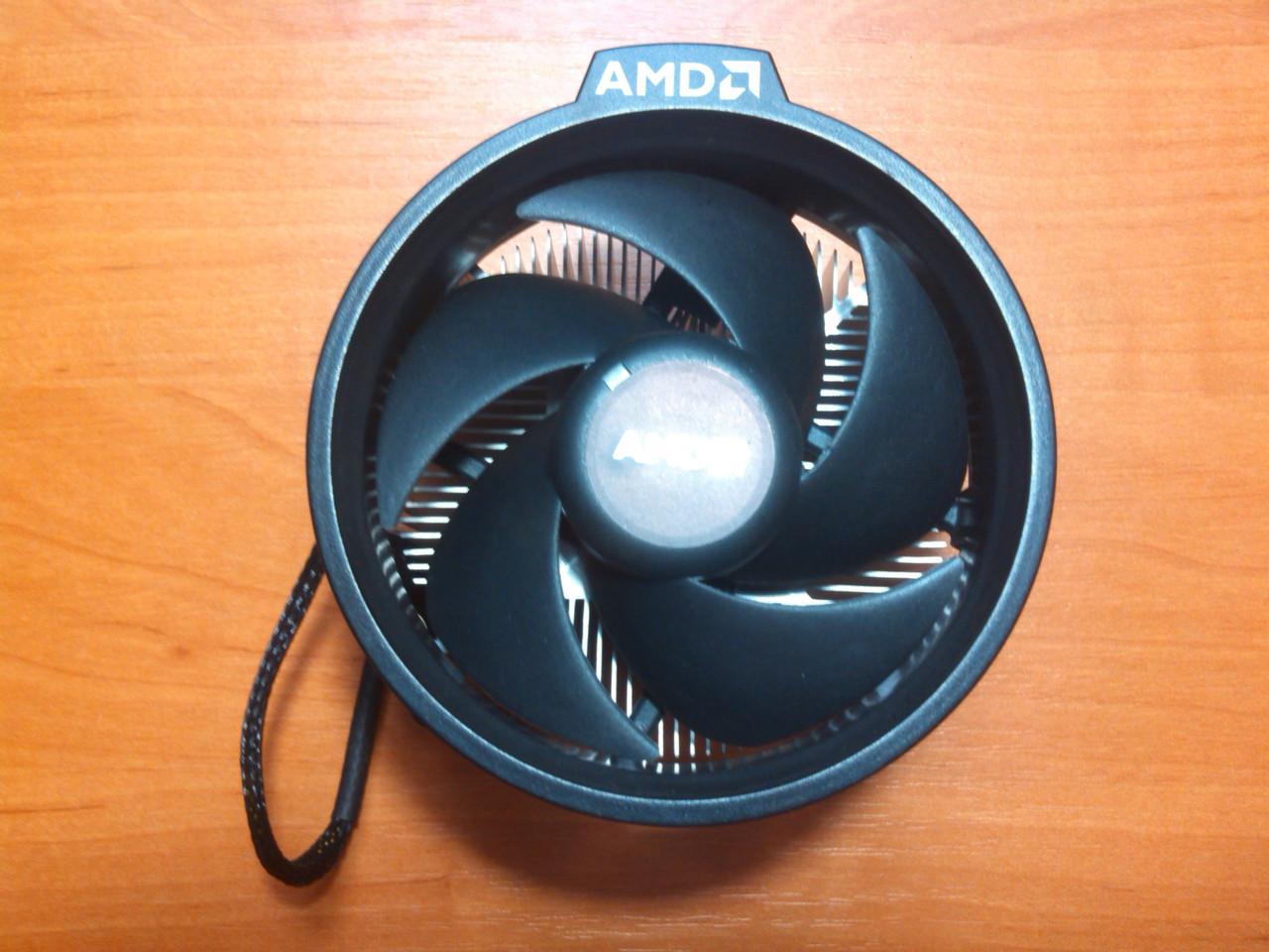Кулер AMD на AM4 сокет TDP 110W Гарантія!