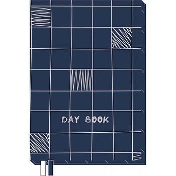 Ежедневник недатированный в мягком переплете 320с Yes А5 Generic Синий (252077)