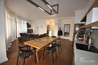 Ультрасовременная квартира с террасой и видом на море, 3х-комнатная (98733)