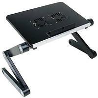 Столик трансформер для ноутбука UFT T4 Black