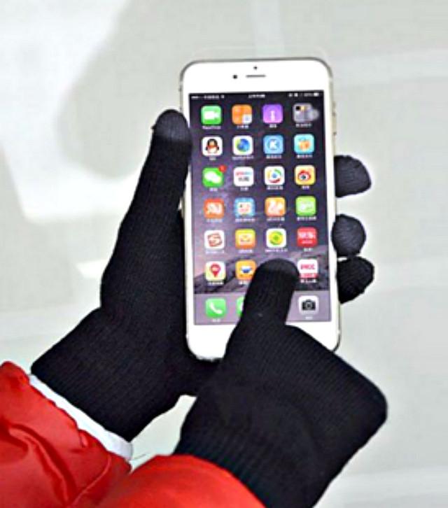 тачфон перчатки