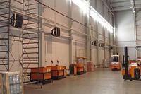 Отопление складских помещений