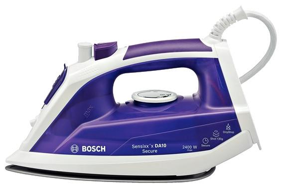 Утюг паровой 2400 Вт Bosch TDA1024110