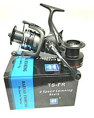 Карповая катушка с бейтраннером Hiboy TS12 6000F
