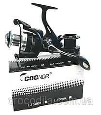 Катушка с бейтранером Coonor  LJ 5000