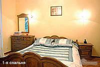 Просторная квартира возле Крещатика, 3х-комнатная (55656)