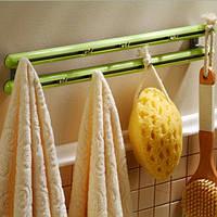Вешалка для ванных аксессуаров на 10 крючков PrimaNova, B19