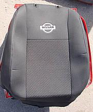Авточохли на Nissan Leaf від 2010 року hatchback, авточохли на Ніссан Ліф