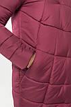 """Подовжена жіноча куртка """"Катрін"""" єврозима, фото 7"""