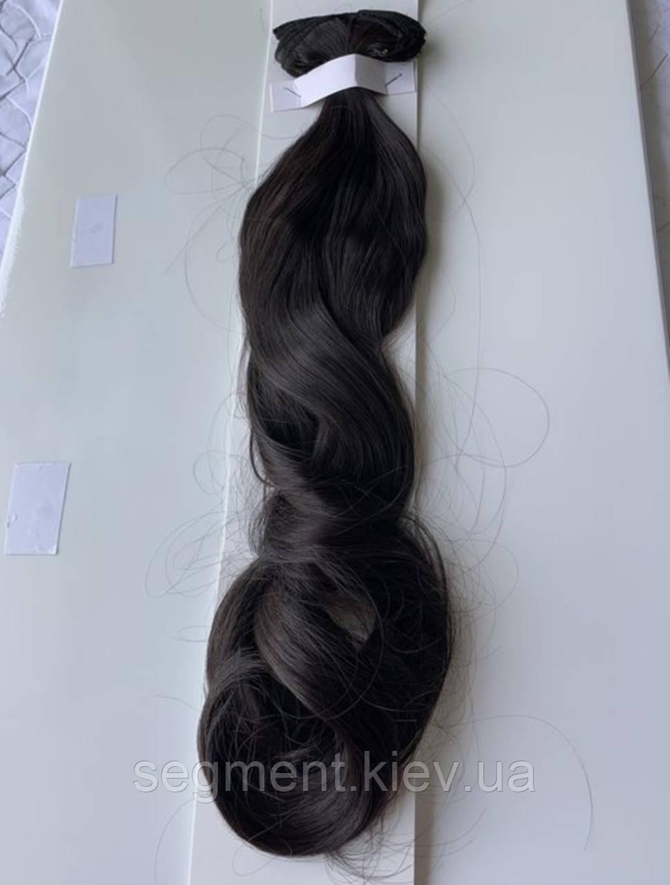 Волнистые термо волосы на заколках
