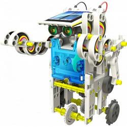 Робот конструктор Solar Robot 14 в 1 на сонячній батареї