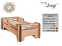 Кровать односпальная(детская 1410х710мм)